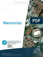 FP18 Implementacion e Interpretacion de Productos Fotogrametricos