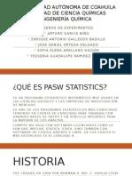 Utilizacion de Statistics
