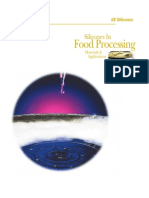 G.E. Silicon in Food Processing