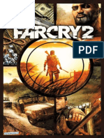 Far Cry 2 Manual PC