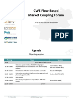 CWE Flow-Based Market Coupling Forum