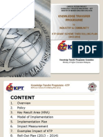 KTP-KNOWLEDGE TRANSFER PROGRAMME
