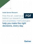Gartner Research ERP