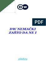 Dw Nemacki - Zasto Da Ne - 1 (Integrisan Audio)