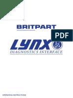 Lynx User Manual