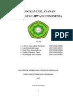 Program Pelayanan Kesehatan Jiwa Di Indonesia