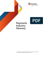 Payments Glossary