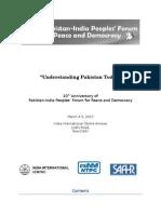 UPT Seminar-papers Presented