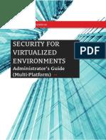 Bitdefender SVE MultiPlatform AdminsGuide EnUS