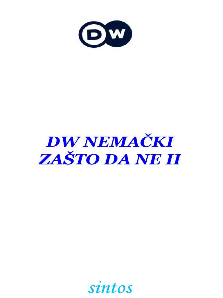 Dw Nemački - Zašto Da Ne 2 Sa Integrisanim Audiom