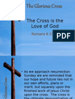 The Cross is the Love of God