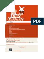 Pato No Tucupi