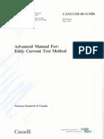 Electromagnetic Testing Manual
