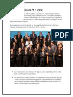 Cumbre G-77 En Bolivia