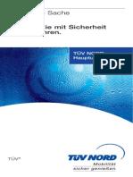 TÜV Flyer 2014