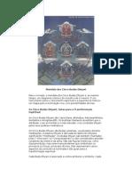 Mandala Dos Cinco Budas Dhyani