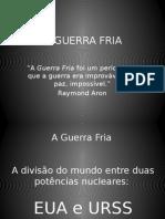 A GUERRA FRIA - 2010.pptx