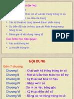 Bai Giang Dien Tu Thong Tin So