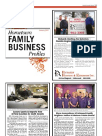 Hometown Family Business Profiles