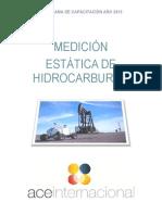 Medición de Hidrocarburos