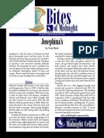 d20 12 to Midnight Bites of Midnight - Josephina's