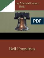 Metal Working - Bells