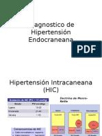 Diagnostico y Tratamiento de HIC