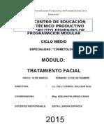 Programacion Facial Edith 2015