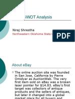 eBay SWOT Analysis