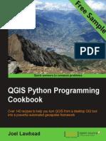 QGIS Python Programming Cookbook - Sample Chapter