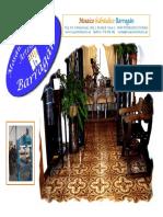 Catálogo Baldosas Hidráulicas Barragán