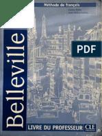 Belleville 1 Livre du professeur.pdf