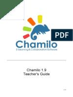 Chamilo Teacher Guide 1.9 En