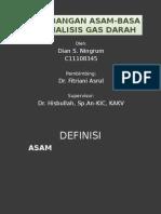 148974117 Keseimbangan Asam Basa Dan Analisis Gas Darah