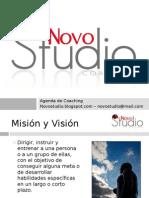 Presentación Novo Studio Coaching
