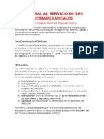 3.-Personal Al Servicio de Las Entidades Locales