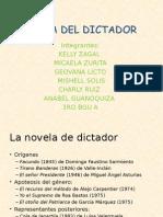 Las novelas de dictador