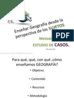 Enseñar Geografía Desde La Perspectiva de Los SUJETOS(1)