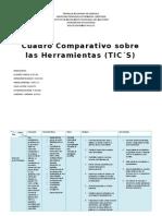 Cuadro Comparativo Postgrado UPEL - Sección 3