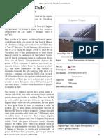 Laguna Negra (Chile) - Wikipedia, La Enciclopedia Libre