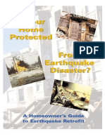 Home Owner's Guide to Earthquake Retrofit