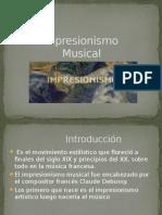 Impresionismo en música