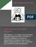Estructura de La Argumentación-modelos