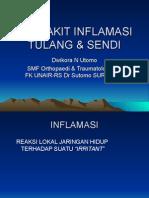 Penyakit Inflamasi Tulang & Sendi