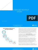 A Leveraged Buyout Story