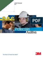 Catalogo Proteccion Auditiva 3M