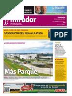 Edición impresa del domingo 22 de marzo de 2014