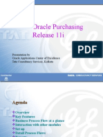 Purchasing Presentation 11i