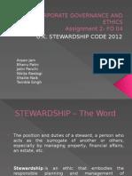 Stewardship Code