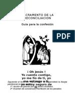 sacramento de la reconciliaci¢n